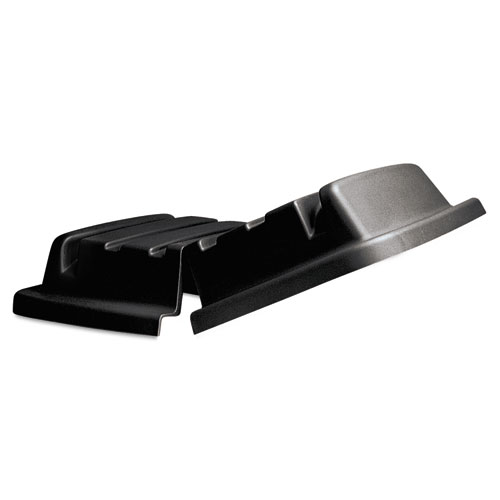 Lid for 16 Cubic Feet Truck, Rectangular, 31w x 44.13d x 8.5h, Black