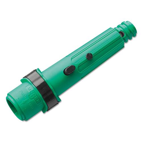 Unger® ErgoTec Locking Cone, Plastic, Green