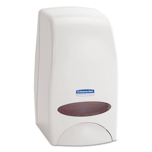 Essential Manual Skin Care Dispenser, 1000mL, White