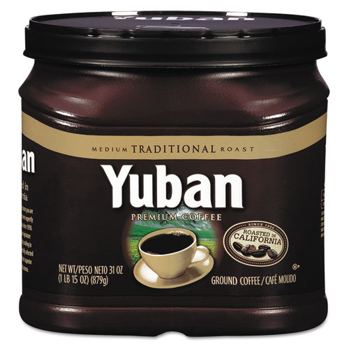 Yuban® Original Premium Coffee, Ground, 31oz Can