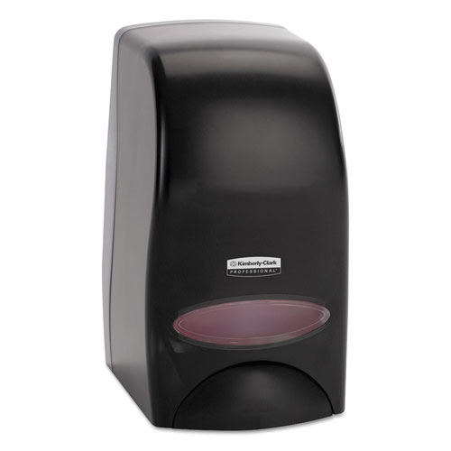 Essential Manual Skin Care Dispenser, 1000mL, Black