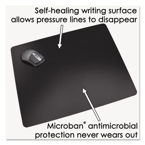 Aoplt412ms Artistic Rhinolin Ii Desk Pad With Microban Zuma