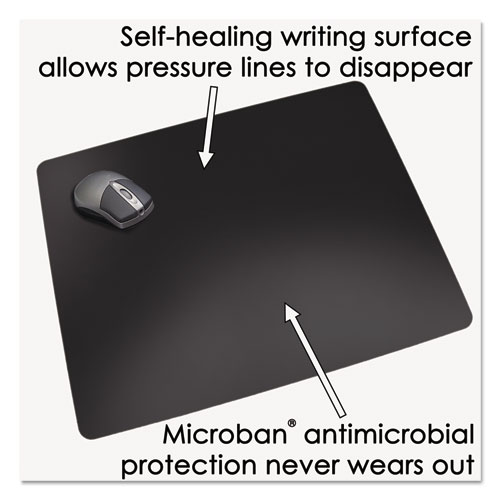 Artistic Rhinolin Ii Desk Pad With Microban 36 X 24