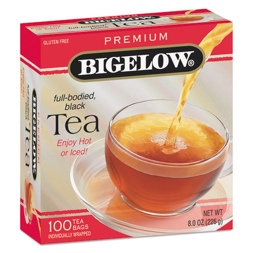 Single Flavor Tea, Premium Ceylon, 100 Bags/Box 00351