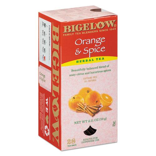 Orange and Spice Herbal Tea, 28/Box