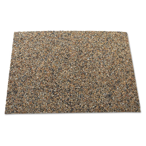 Landmark Series Aggregate Panel, 15.7 x 27.9 x 0.38, Stone, River Rock