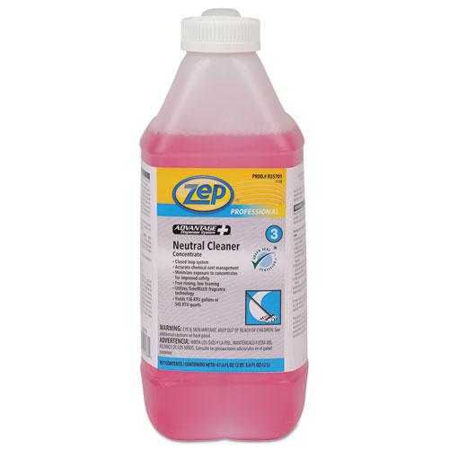 Advantage Concentrated Neutral Floor Cleaner 2l Bottle 4