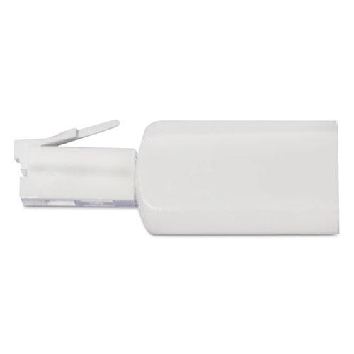 Rotating 360 Telephone Cord Detangler, White | by Plexsupply