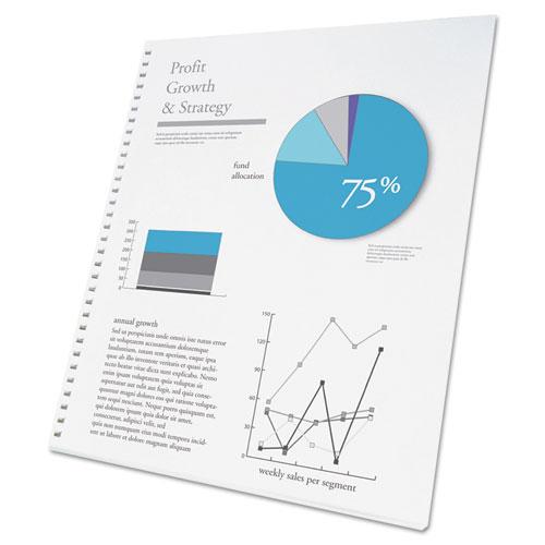 ProClick Presentation Paper, 96 Bright, 19-Hole. 24lb, 8.5 x 11, White, 250/Pack