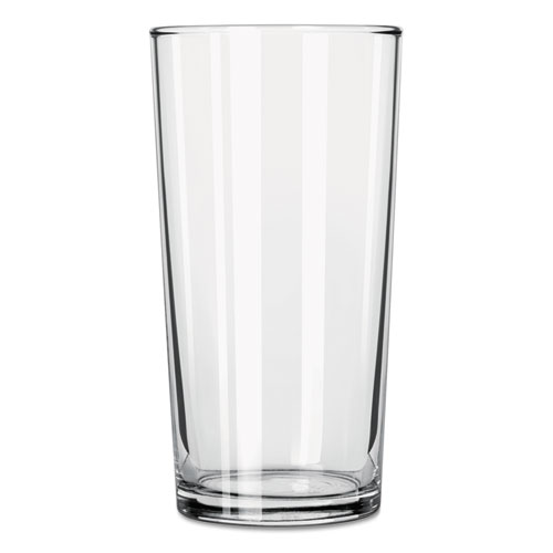 Heavy Base Tumblers, 20 oz, Clear, Cooler Glass 158