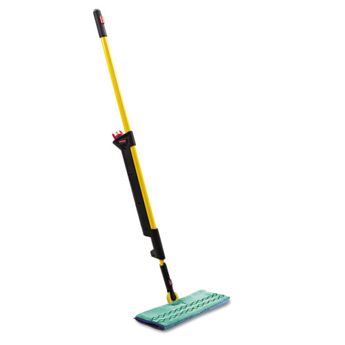 "Rubbermaid® Commercial Pulse Mopping Kit, 4.25"" x 3.25"" x 52"""