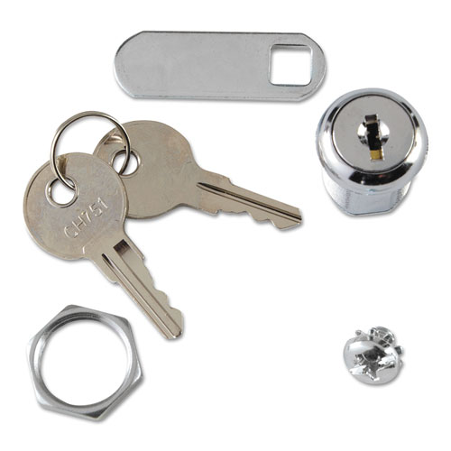 Sgs6181l2 Rubbermaid Commercial Replacement Lock Amp Key Zuma