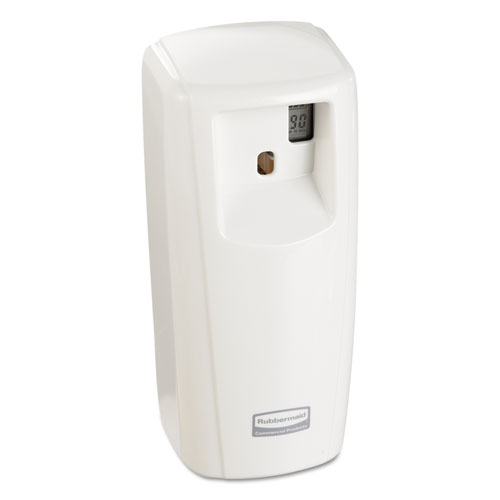TC Microburst Odor Control System 9000 LCD, 3.6 x 4.33 x 8.75, White