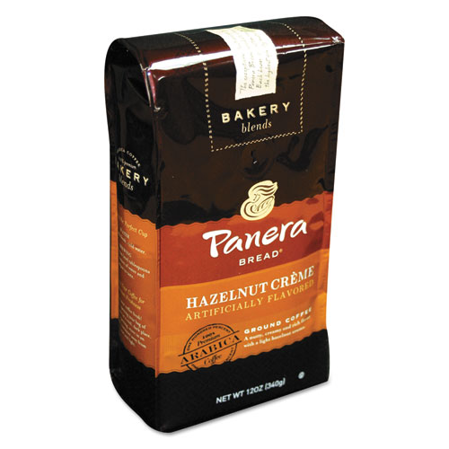 Panera Bread® Ground Coffee, Hazelnut Creme, 12 oz Bag