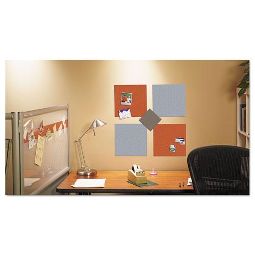 Mmm558fmch post it display board zuma for Office display board