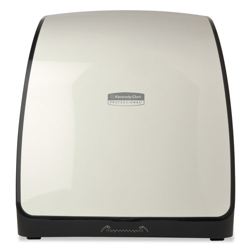 Slimroll MOD Touchless Manual Towel Dispenser, 14 1/5 x 7.9 x 13, White