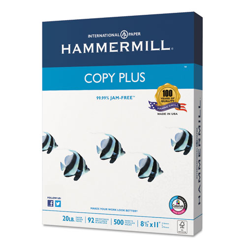 hammermill copy plus paper On sale today save on hammermill 8-1/2' x 11', 20lb, 5000-sheets, copy plus paper at digitalbuyercom.