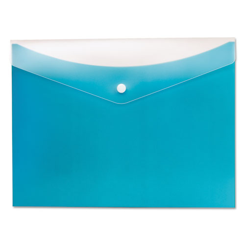 poly snap envelope 8 1 2 x 11 blueberry office source 360