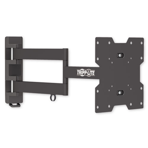 Swivel/Tilt Wall Mount with Arms for 17 to 42 TVs/Monitors, up to 77 lbs