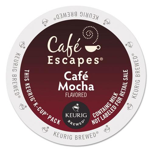 Mocha K-Cups, 24/Box, 96/Carton 6803CT
