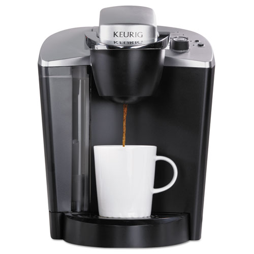 Keurig® OfficePRO K145 Brewing System, Single-Cup, Silver