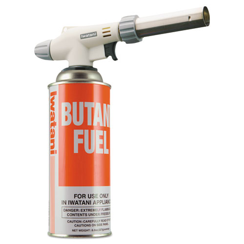 Butane Fuel Can, 8 oz, 12/Carton