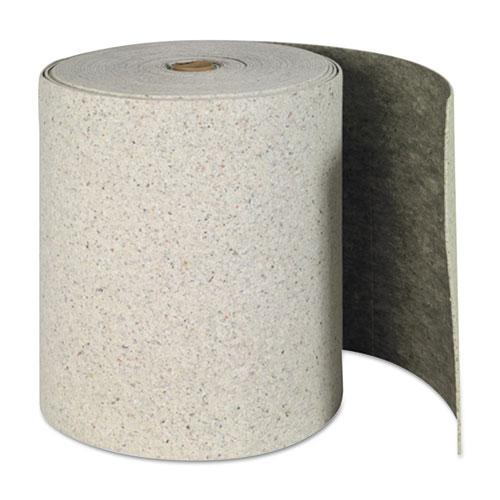 "SPC® Re-Form Plus Sorbent-Pad Roll, 62gal, 28 1/2"" x 150ft, Gray"
