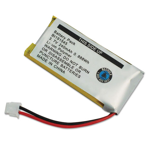 V150/V100 Replacement Battery, Lithium Ion 202929