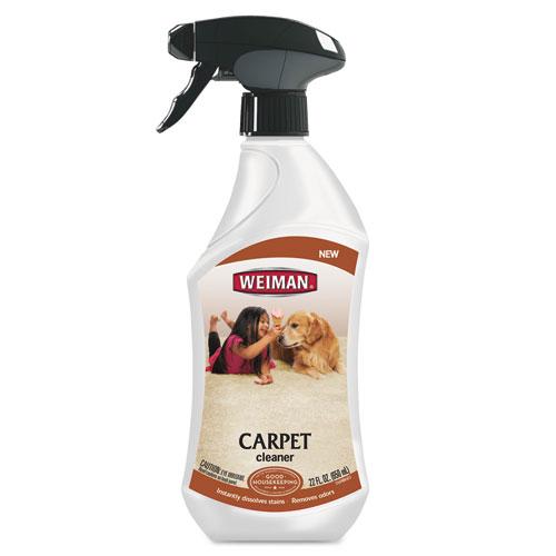 WEIMAN® Carpet Cleaner, 22 oz Spray Bottle