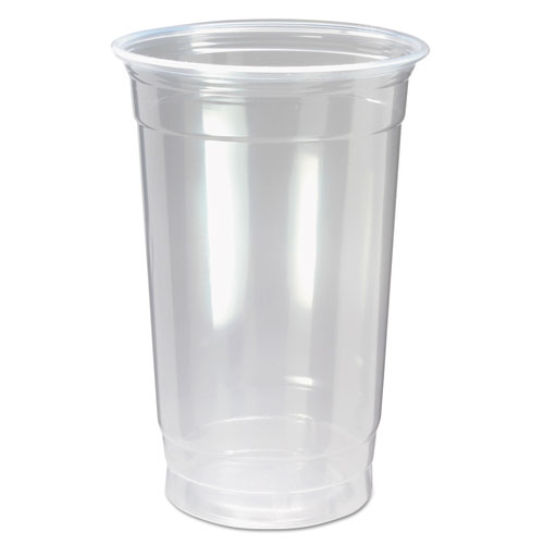Nexclear Polypropylene Drink Cups, 24 oz, Clear, 600/Carton NC24