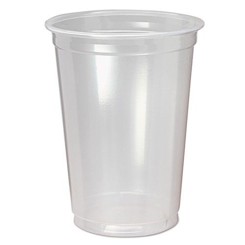 Nexclear Polypropylene Drink Cups, 10 1/2 oz, Clear, 50/Bag, 20 Bags/Carton NC10
