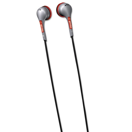 EB125 Digital Stereo Binaural Ear Buds for Portable Music Players | by Plexsupply