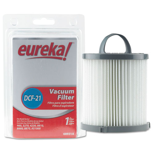 Eureka® Dust Cup Filter For Bagless Upright Vacuum Cleaner, DCF-21 EUR68931A2