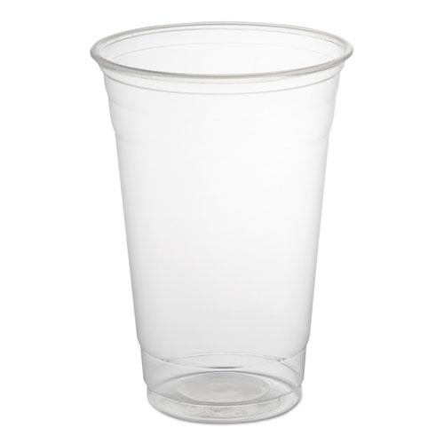 Dart® Polypropylene Cups, Cold Cups, 20 oz, Clear, 50/Bag, 12 Bags/Carton
