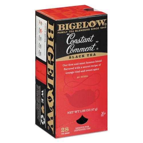 Constant Comment Black Tea, 1.66 oz Tea Bag, 28/Box