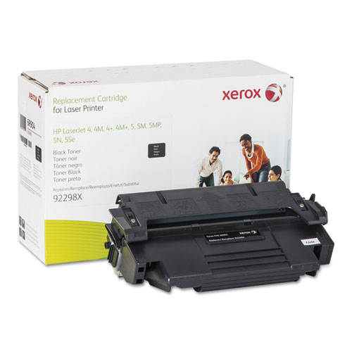 006R00904 Replacement High-Yield Toner for 92298X (98X), 9300 Page Yield, Black 006R00904