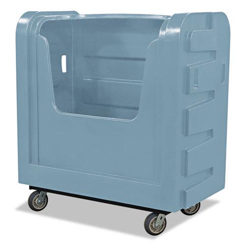 Bulk Transport Truck, 28 x 50 1/2 x 54 3/4, 800 lbs. Capacity, Gray