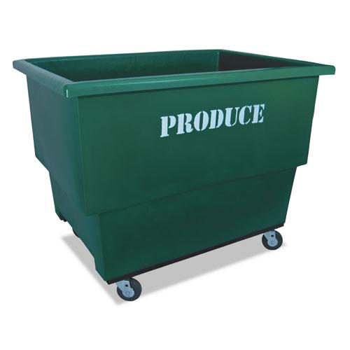 Produce Cart, 32 x 46 x 37, 600 lbs. Capacity, Green