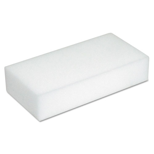 Disposable Eraser Pads, White, Foam, 2 2/5 x 4 3/5, 100/Carton