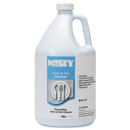 Heavy-Duty Oven and Grill Cleaner, 1 gal. Bottle