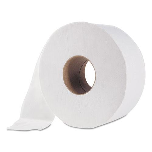 Green Heritage Jumbo Toilet Tissue 1 Ply White 12 Diameter