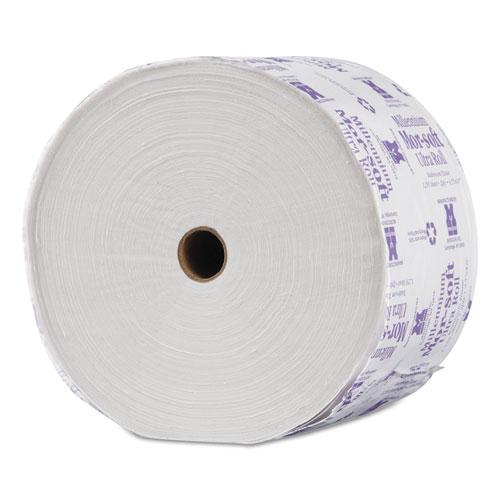 Morcon Paper Mor-Soft Coreless Alternative Bath Tissue, 1-Ply, 2500 Sheets, 24 Rolls/Carton