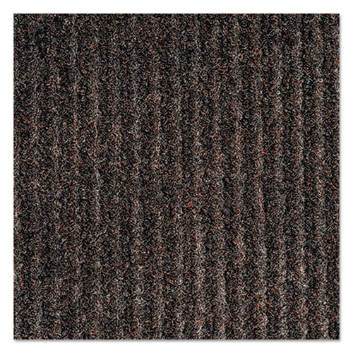 Crown NR0034BR Needle Rib Wiper Scraper Mat, 3 x 4-ft, 5/16-in Thick, Brown NR0034BR