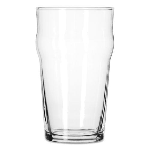 English Pub Glasses, 20 oz, Clear 14801HT