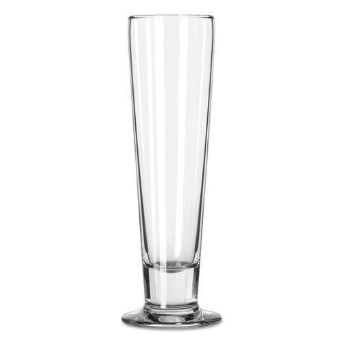 Catalina Footed Beer Glasses, Tall Beer, 14.5oz, 9 3/8 Tall, 24/Carton