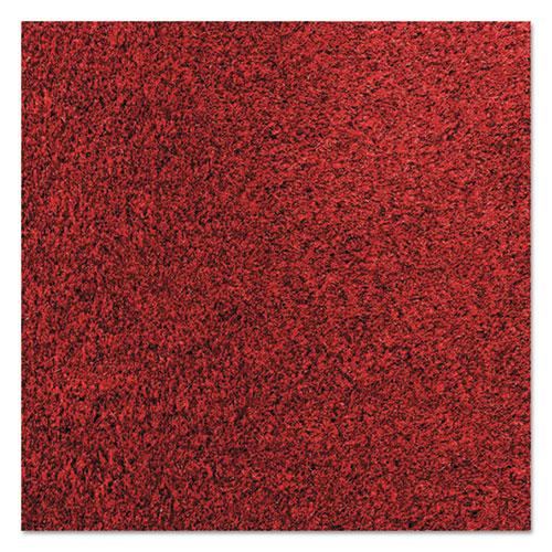 Rely-On Olefin Indoor Wiper Mat, 36 x 120, Castellan Red