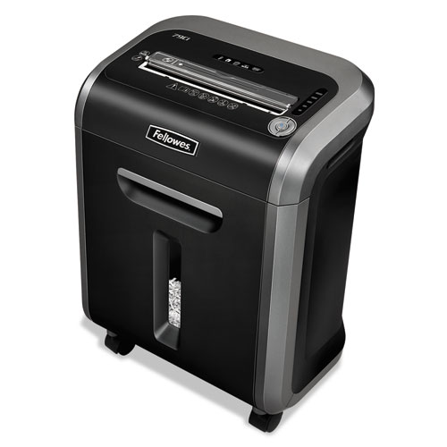 Powershred 79Ci 100 Jam Proof Cross-Cut Shredder, 16 Manual Sheet Capacity