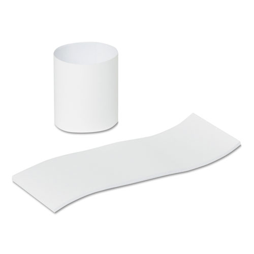Napkin Bands, Paper, White, 1 1/2, 4000/Carton