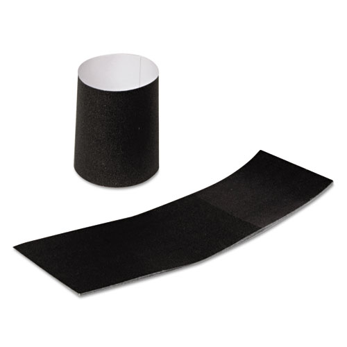 Napkin Bands, Paper, Black, 1 1/2, 4000/Carton