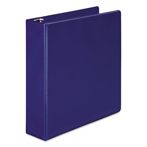 368 Basic Round Ring Binder, 2in. Cap, Dark Blue 36844NBL